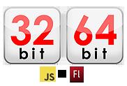 Узнать 64 или 32 бита система